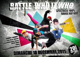 Battle Who iz Who
