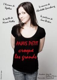Anaïs Petit croque les grands