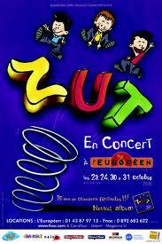 Zut en concert
