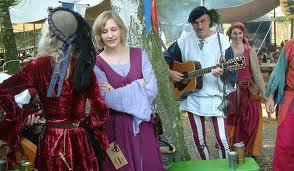 Le costume au Moyen Age