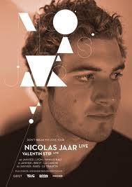 """Nicolas Jaar """"don't break my love tour"""""""