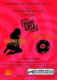 Dirty Charly + Kaliwatcha + Wagane & Rsa