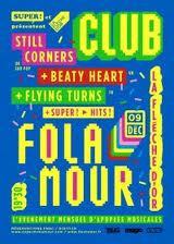 Outfit + Beaty Heart + Tropics – Club Folamour