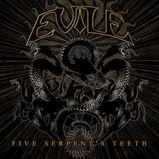 Evile « five serpents tour 2012 » + dr. Living dead !