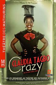 "Claudia tagbo ""crazy"""
