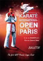 Open de Paris - Karaté 1ère League