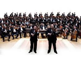 Weber, Strauss, Brahms