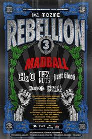 Rebellion Tour 2012
