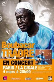 Boubacar Traore + Tcheka