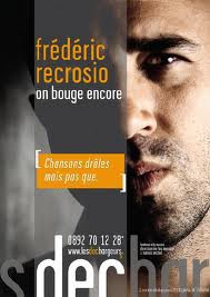 Frédéric Recrosio - On bouge encore
