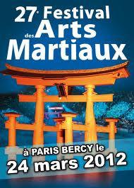 27ème Festival des Arts Martiaux