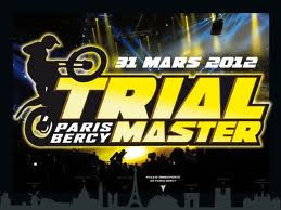 Moto Cross Trial Master de Paris Bercy
