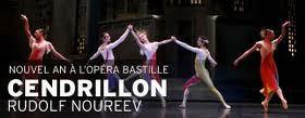 Nouvel An à L'opéra Bastille Cendrillon