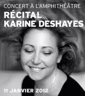 Récital Karine Deshayes