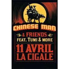 Chinese Man Feat. Tumi