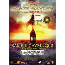 Blaze Bayley + Black Horizon