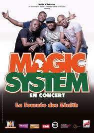 Magic System – La Tournée Des Zénith