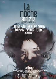 La Noche feat Benny Page
