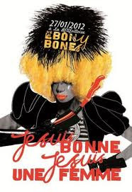 Je suis bonne, Je suis une femme avec Ebony Bones!