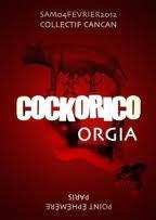 Cockorico Orgia : Jennifer Cardini + Aurélie + Maxime Iko + Nox