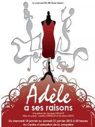 Adèle a ses raisons