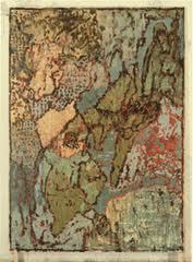 Jean-Pierre Pincemin, peintures figuratives (1986-2004)