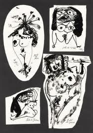 Antonio Saura, montages