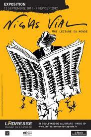 Nicolas Vial Une lecture du monde