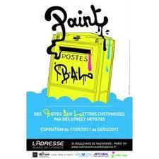 Paint B.A.L. : des Boites Aux Lettres pour Keith Haring