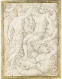 Giorgio Vasari - Dessins du Louvre