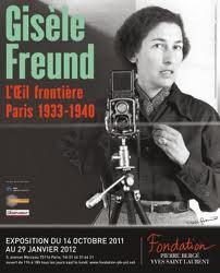 Gisèle Freund : L'Œil frontière