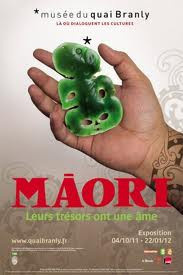 Maori, leurs trésors ont âme