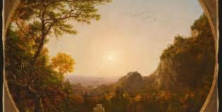 New Frontier : l'art américain entre au Louvre. Thomas Cole et la naissance de la peinture de paysage en Amérique