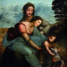 L'ultime chef-d'œuvre de Léonard de Vinci, la Sainte Anne