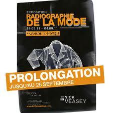 """Exposition """"Radiographie de la mode"""""""