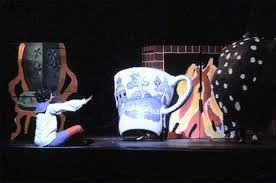 L'enfant et les sortilèges de Ravel - et - Oedipus Rex de Stravinski