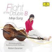 Minje Sung, contrebasse et Jun hee Kim, piano