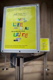 Viens lire au Louvre : « Lire le monde » - Lectures