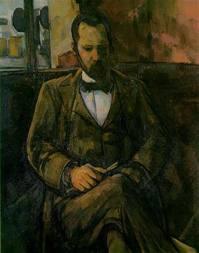 Un portrait d'Ambroise Vollard, par Cézanne