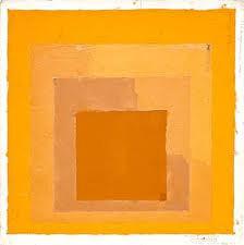 Josef Albers en Amérique, Peintures sur papier