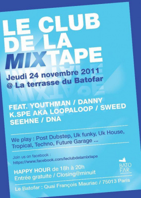LE CLUB DE LA MIXTAPE