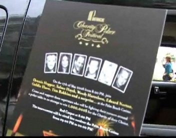 Flyer Poker - Cannes