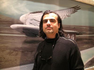 Chayan Khoï - expo rêves de Jérusalem