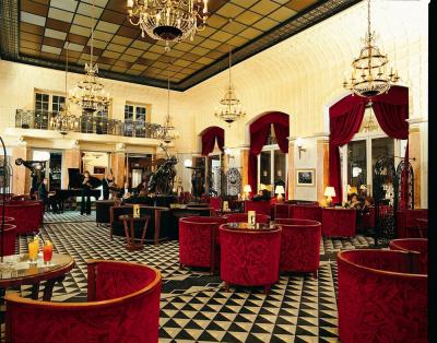 Bar du Lutetia