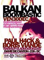 BALKAN BOOMBASTIC #2 [Boris Viande & Polak]