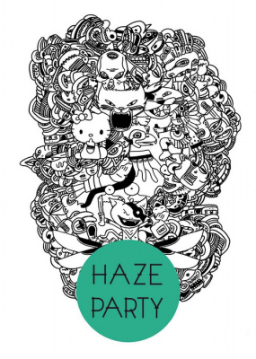 Haze #7, Foamo, Mikix The Cat
