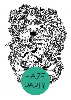 Haze #7, Foamo, Mikix The Cat