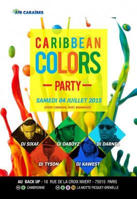 LA CARIBBEAN COLORS PARTY 2