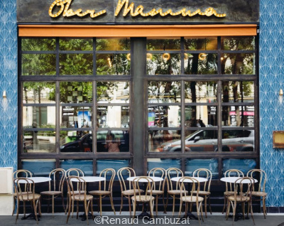 Ober Mamma à Paris