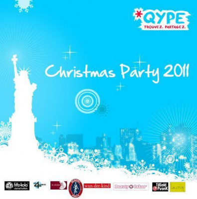Qype Christmas Party